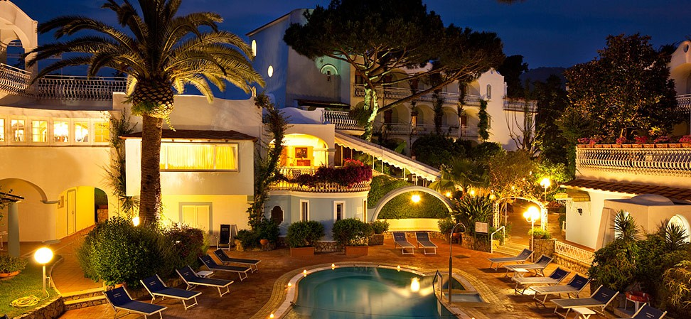 Hotel Continental Terme Ischia