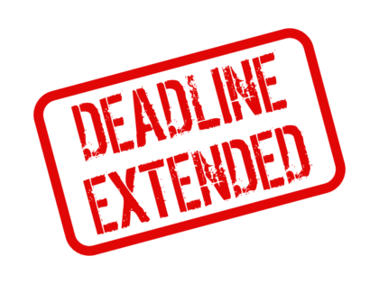 Full rate registration – Extension of the application deadline to July 10th